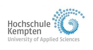 Hochschule Kempten logo