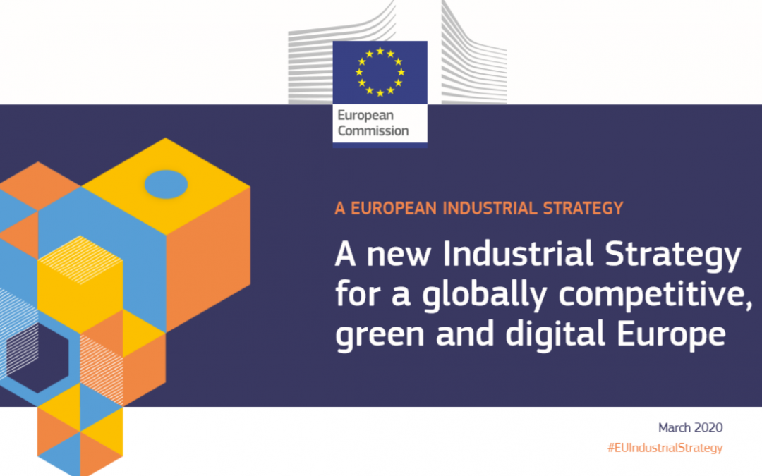 A new Green and Digital Industrial Strategy for EU SMEs
