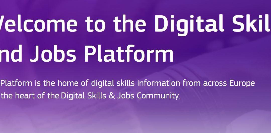 The Digital Skills and Jobs Platform